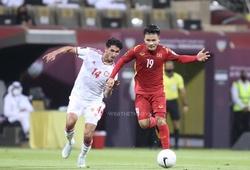 Thua UAE, Việt Nam vẫn đi tiếp ở vòng loại thứ 3 World Cup 2022