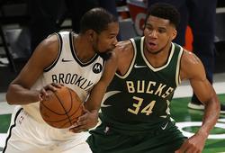 Nhận định NBA: Brooklyn Nets vs Milwaukee Bucks (ngày 16/06, 7h30)