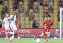 Báo UAE nói gì sau trận thắng Việt Nam ở vòng loại World Cup 2022?
