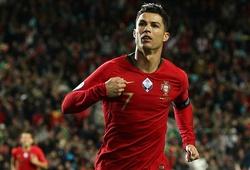 Ronaldo tin tưởng tuyệt đối vào các đồng đội trẻ tại EURO 2021