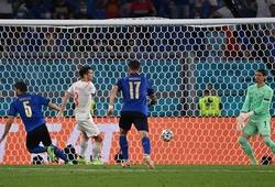 Tuyển Italia ghi 31 bàn liên tiếp mà không cho đối thủ phản ứng