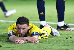 Một cầu thủ bị dọa giết tại EURO 2021, ĐT Thụy Điển báo cảnh sát