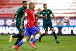 Kết quả Chile vs Bolivia, video bóng đá Copa America 2021