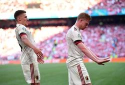 Video Highlight Đan Mạch vs Bỉ, bảng B EURO 2021