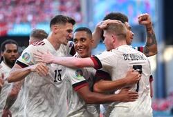 """Kết quả Đan Mạch vs Bỉ: """"Quỷ đỏ"""" ngược dòng giành 3 điểm"""