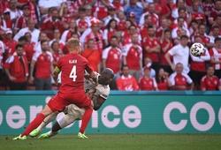 Kết quả tỷ số Đan Mạch vs Bỉ, bóng đá EURO 2021