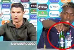 Chuyên gia tài trợ thể thao: Nếu ở Mỹ, Cristiano Ronaldo và Paul Pogba đã bị phạt!