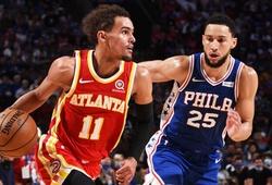 Trae Young, Atlanta Hawks tạo nên màn lội ngược dòng lịch sử trước Philadelphia 76ers