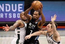 Nhận định NBA Playoffs: Milwaukee Bucks vs Brooklyn Nets (ngày 18/06, 7h30)