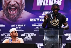 Tyson Fury cam đoan hạ gục Deontay Wilder nhanh hơn trận trước