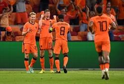 Cục diện bảng C EURO 2021: Hà Lan đi tiếp, Ukraine dẫn trước Áo