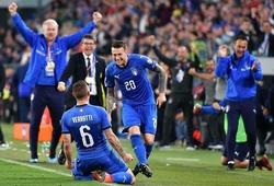 Cổ động viên Việt Nam bất ngờ với màn trình diễn của ĐT Italia tại EURO 2012