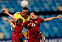 Kết quả Colombia vs Venezuela, video bóng đá Copa America 2021