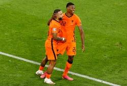 Kết quả Hà Lan vs Áo: Rực rỡ sắc da cam