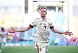 Nhật ký EURO 2021 ngày 18/6: De Bruyne trở lại ấn tượng
