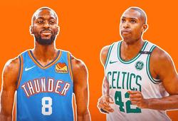 Chia tay Kemba Walker, Boston Celtics tái ngộ Al Horford
