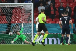 Xem lại bóng đá Anh vs Scotland bảng D EURO 2021