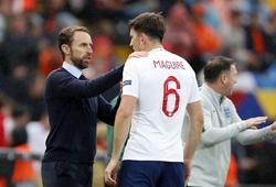 Harry Maguire trở lại giúp kích nổ cánh trái ĐT Anh trước Scotland
