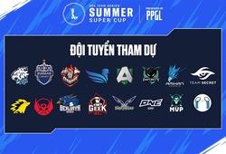 Lịch thi đấu Tốc Chiến Summer Super Cup 2021