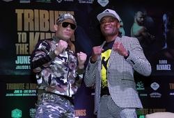 Đối thủ lố cân, Anderson Silva nhận 100 ngàn đô ngày ra mắt sàn Boxing