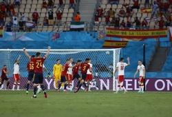 Kết quả tỷ số Tây Ban Nha vs Ba Lan hôm nay, bóng đá EURO 2021
