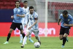 Kết quả Argentina vs Uruguay, video bóng đá Copa America 2021