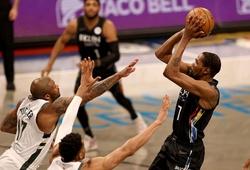 Nhận định NBA Playoffs: Brooklyn Nets vs Milwaukee Bucks (ngày 20/06, 7h30)