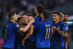 Lịch thi đấu bóng đá EURO 2021 hôm nay 20/6: Italia đối đầu Wales