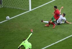 """Video phân tích Ronaldo """"chạy như điện"""" để chọc thủng lưới Đức"""