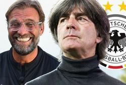 """Jurgen Klopp """"ném đá"""" chiến thuật của Joachim Loew dù Đức đại thắng"""