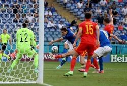 Kết quả Italia vs Wales: Rực rỡ sắc thiên thanh