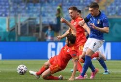 Kết quả tỷ số Italia vs Wales hôm nay, bóng đá EURO 2021