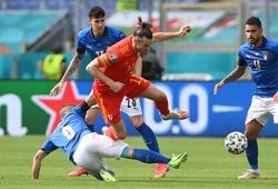 Video Highlight Italia vs Wales, bảng A EURO 2021