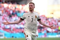 Lịch thi đấu bóng đá EURO 2021 hôm nay 21/6: Phần Lan đấu với Bỉ