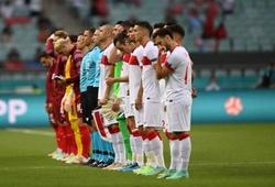 Đội hình ra sân Thụy Sỹ vs Thổ Nhĩ Kỳ: Calhanoglu đấu Shaqiri