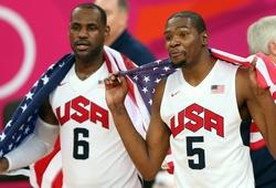 Sau thất bại tại NBA Playoffs, Kevin Durant liệu có săn vàng Olympic?