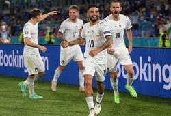 Insigne lọt vào mắt xanh gã khổng lồ nhờ thăng hoa ở Euro 2021