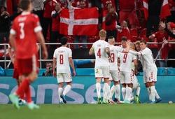 Video Highlight Nga vs Đan Mạch, bảng B EURO 2021