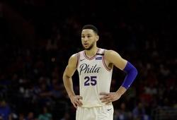 Philadelphia 76ers muốn rũ bỏ Ben Simmons, nhưng không đội nào hứng thú