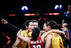 Chỉ xếp hạng 5 tại sao Trung Quốc khiến mọi đối thủ run sợ ở VNL 2021?