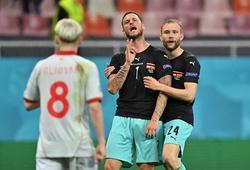 Đội hình ra sân Ukraine vs Áo: Arnautović trở lại sau án treo giò