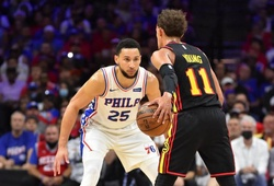 Mắc đến 2 sai lầm tai hại, Philadelphia 76ers chia tay Playoffs trong đắng cay
