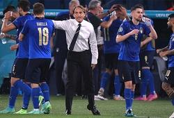 Roberto Mancini đã thay đổi bộ mặt của tuyển Italia như thế nào?