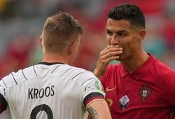 Toni Kroos tiết lộ nội dung cuộc trò chuyện gây sốt MXH với Ronaldo