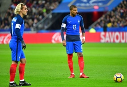 """ĐT Pháp đột ngột tung """"vũ khí bí mật"""" đối phó Ronaldo và Bồ Đào Nha"""