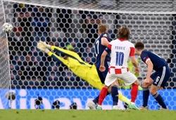 Video Highlight Croatia vs Scotland, bảng D EURO 2021
