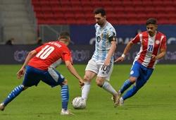 Kết quả Argentina vs Paraguay, video bóng đá Copa America 2021