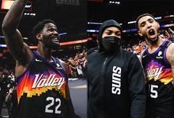 XEM NGAY: Phoenix Suns thắng nghẹt thở LA Clippers bằng cú game-winner cực đỉnh!