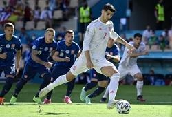 Kết quả tỷ số Slovakia vs Tây Ban Nha, bóng đá EURO 2021