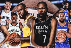 """""""LeBron còn 1 năm trước khi nhường lại ngôi vương cho Kevin Durant tiếp quản"""""""